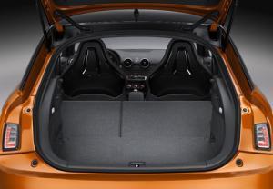 New five-door Audi A1 Sportback