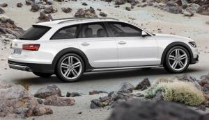 The 2012 Audi A6 allroad quattro