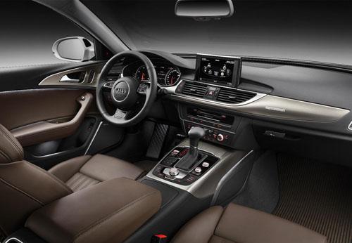 The 2012 Audi A6 allroad quattro