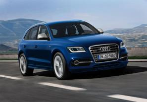 Audi SQ5 TDI launches as first diesel-powered S model
