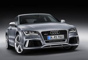 The new Audi RS7 Sportback – 0-62mph in 3.9 seconds and 189mph top speed