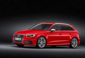 The new 300PS Audi S3 Sportback