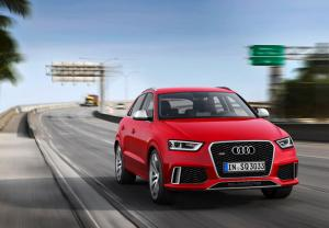 New Audi RS Q3 to debut at Geneva