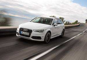 Audi A3 now available with 184PS TDI, LED headlights