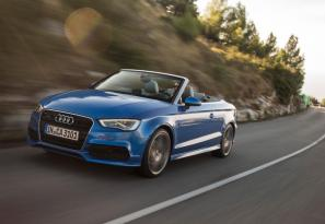 2014 Audi A3 Cabriolet available to order now priced from £25,790