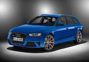 Audi RS4 Avant Nogaro selection celebrates RS2