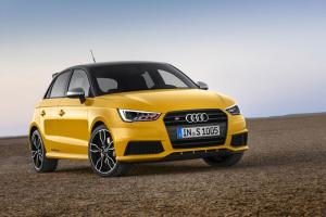 2014 Audi S1 and S1 Sportback unveiled