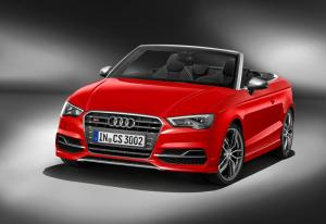 Audi S3 Cabriolet to debut at Geneva