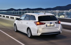 Prices and specs announced for new 2013 Toyota Auris Touring Sports