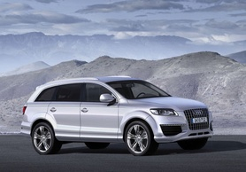 6.0-litre twin-turbo V12 TDI engine for Audi Q7 SUV
