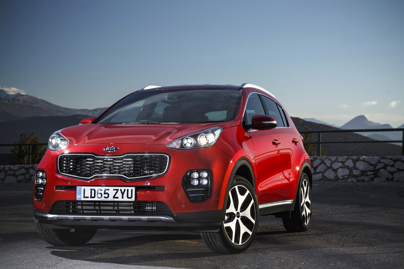 2016 Kia Sportage Review Reviews Testdriven