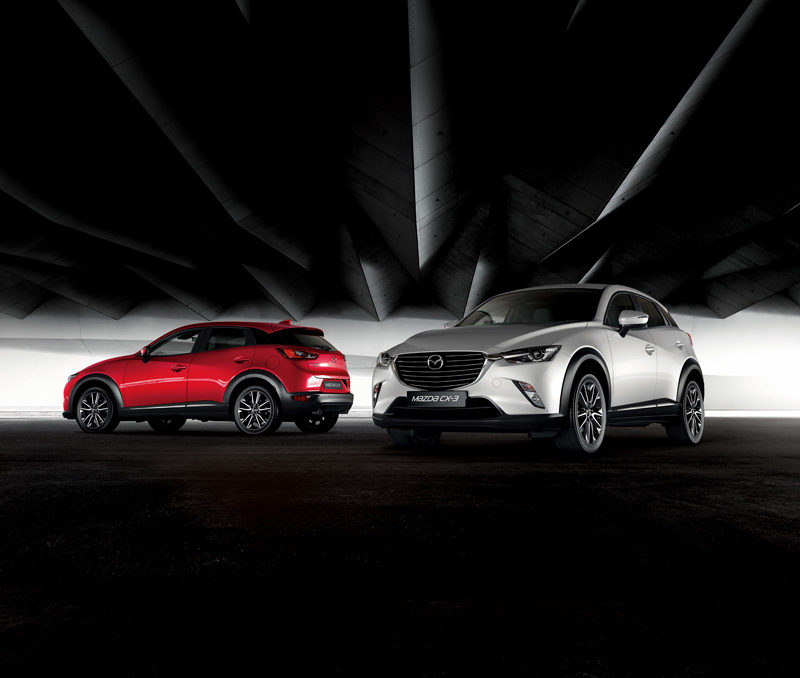 New Mazda CX-3 To Be Priced From £17,595
