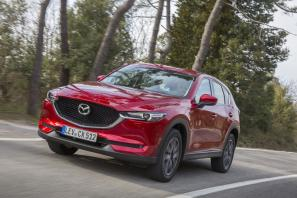 New Mazda CX-5 on sale June, priced from £23,695