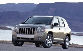 New Dodge Caliber, Jeep Compass and Wrangler comng to UK