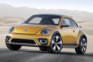 VW Beetle Dune Concept could make it into production