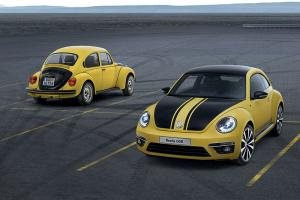 VW Beetle GSR – 3,500 worldwide, only 100 coming to the UK