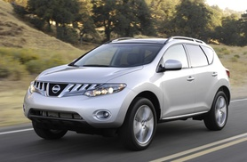 All new Nissan Murano unveiled at Los Angeles Auto Show