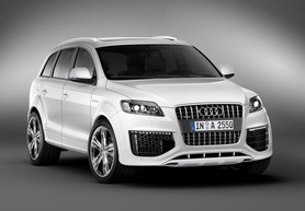 Audi Q7 V17 TDI Coastline design study