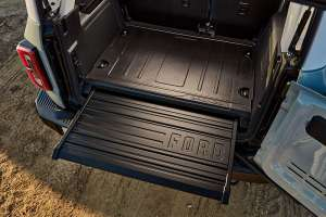2021 Ford Bronco trunk