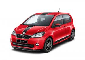 New Skoda Citigo Sport available now from £10,290