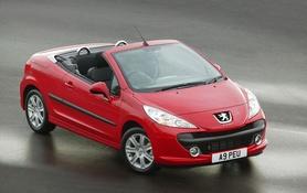 Peugeot 207 CC prices announced