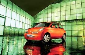 Nissan Micra Urbis special edition