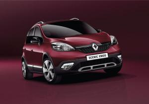 The new Renault Scenic XMOD