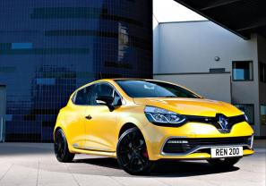 Renault Clio RS 200 Review