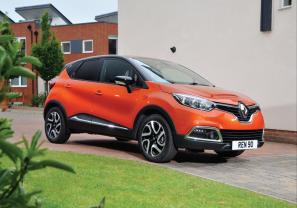 Renault Clio and Captur now available with EDC auto