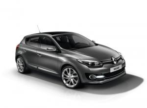 Renault Megane range upgraded for 2014