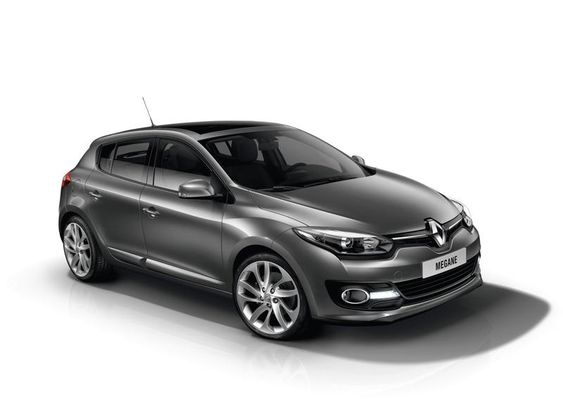 Renault Megane range upgraded for 2014