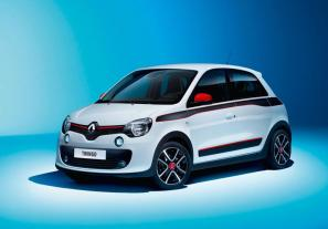 New Renault Twingo is rear-engined and rear wheel-drive