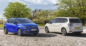 Citroen C4 SpaceTourer and Grand C4 SpaceTourer