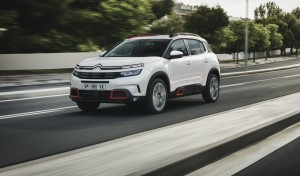 Citroen C5 Aircross to be priced from £23,225