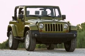 New Jeep Wrangler arrives in UK in April 2007