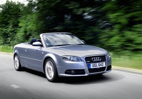 Audi A4 Cabriolet 2.0 TFSI S line Special Edition