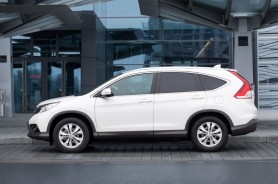 New Honda CR-V with Sub-120 g/km 1.6 i-DTEC diesel