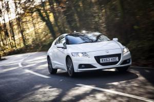 Honda CR-Z Review