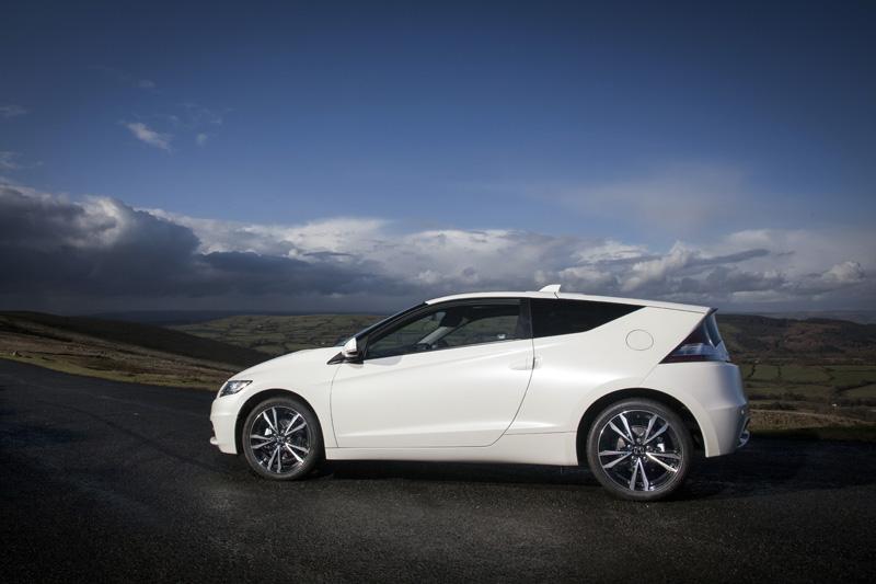 Honda Cr Z Review Testdriven