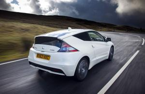 2013 Honda CR-Z hybrid available to order now priced from £20,550