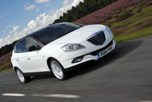 The new Chrysler Delta on sale now in the UK