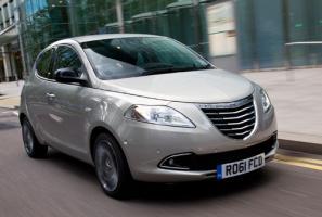 New Chrysler Ypsilon on sale in UK now