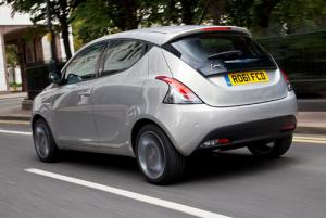 New Chrysler Ypsilon on sale in UK now