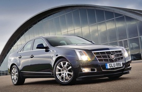 Right-hand drive Cadillac CTS prices revealed