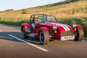 Caterham Seven 310 aims for 'perfect balance'