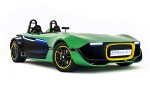 Caterham AeroSeven Concept hints at new 2014 model