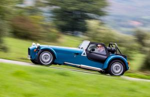 Caterham Seven 160 further details announced