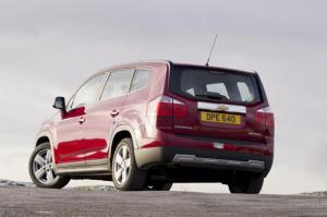 Chevrolet Orlando set to go on sale March 2011