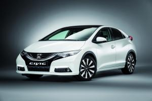Honda Civic refreshed for 2014