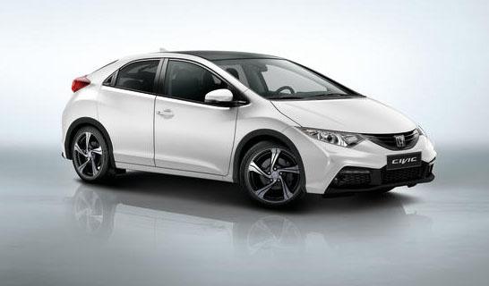 New Honda Civic Aero Pack